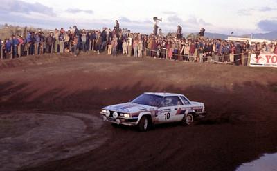 Tony Pond, Datsun Silvia.