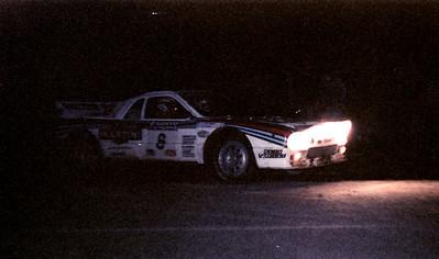Markku Alen, Lancia Rallye.
