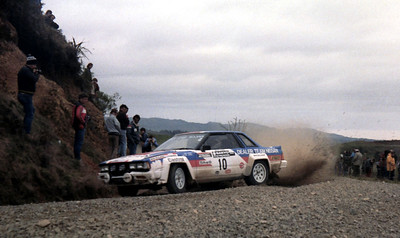 Reg Cook, Nissan 240RS.