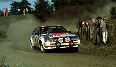 Reg Cook, Nissan 240RS