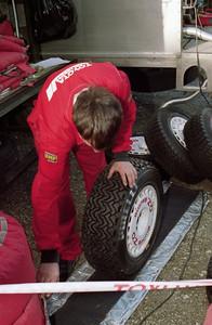 Toyota tyres (for Carlos Sainz).