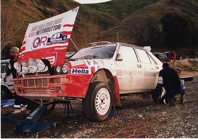 Piero Liati, Rere service (Gisborne)