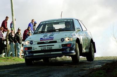 Ari Vatanen, Ford Escort Cosworth, Meremere.