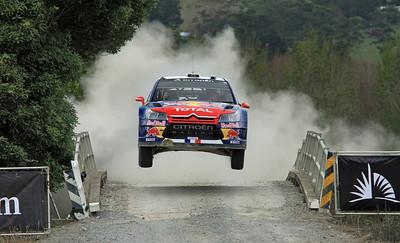 Sebastian Loeb, Citroen C4 WRC, SS6 Brooks 2.