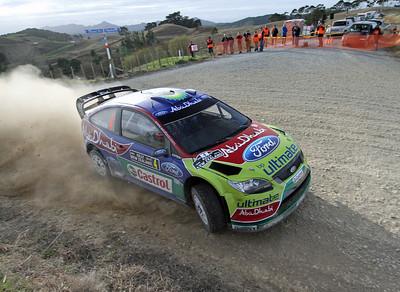 Jari-Matti Latvala, Ford Focus RS WRC 09, SS8 Cassidy.