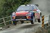 Danii Sordo, Citroen C4 WRC, SS2 Brooks 1.