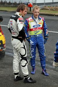 Petter Solberg and Miko Hirvonen, Te Mata, Raglan.