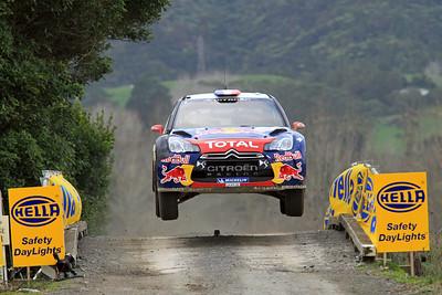 Sebastian Loeb, Citroen DS3 WRC, SS13 Brooks.