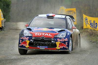 Sebastian Loeb, Citroen DS3 WRC, SS13 Brooks.