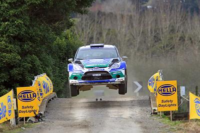 Jari-Matti Latvala, Ford Fiesta RS WRC, SS13 Brooks.