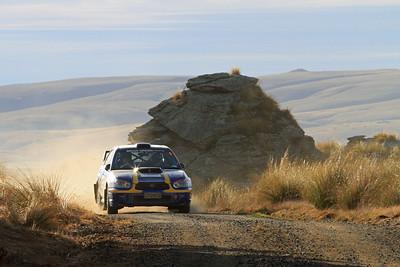 Matt Summerfield, Subaru Impreza, SS10 Moonlight 1.