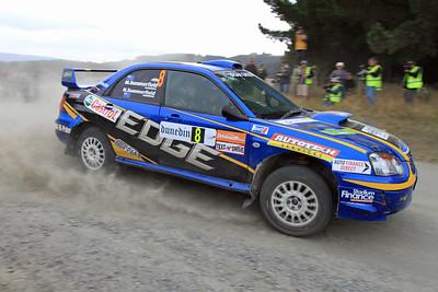 Matt Summerfield, Subaru Impreza, SS15 Kuri Bush.
