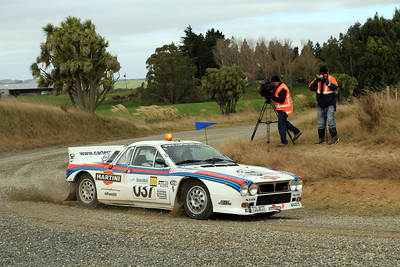 Lancia 037, SS4 Cairn Road.