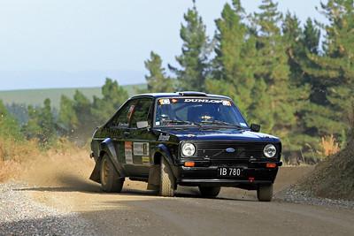 Didier Auriol, Ford Escort RS1800, SS2 Gooseneck.