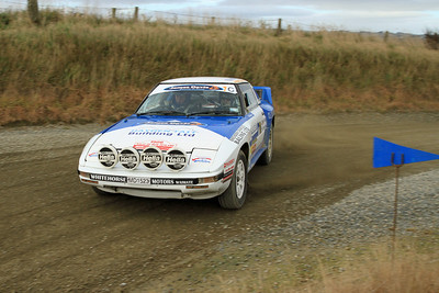 Robert Murray, Mazda RX7, SS4 Cairn Road.