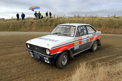 Ashton Wood, Ford Escort RS1800, SS4 Cairn Road.