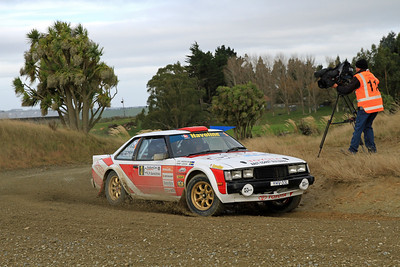 Neal Bates, Toyota Celica RA40, SS4 Cairn Road.