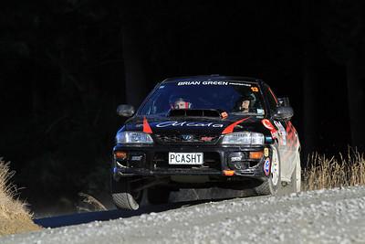 Richard Baddock, Subaru Impreza WRX, SS9 Kuri Bush.