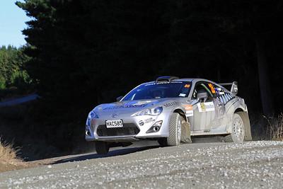 Brent Taylor, Toyota FT86, SS9 Kuri Bush.
