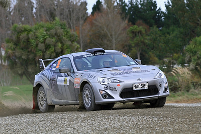 Brent Taylor, Toyota FT86, SS4 Cairn Road.