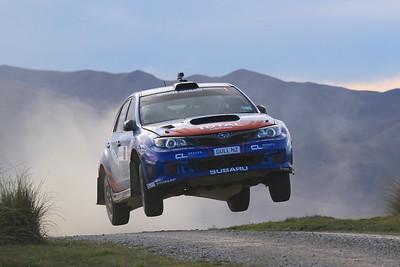 Ben Hunt, Subaru Impreza WRX Sti, SS3 Shag Valley.