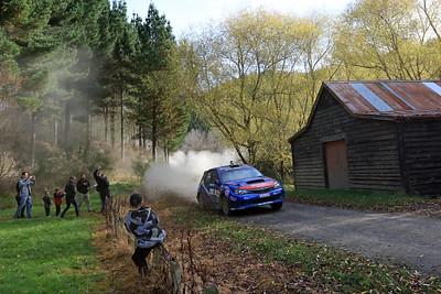 Ben Hunt, Subaru Impreza WRX STi, SS13 Berwick.