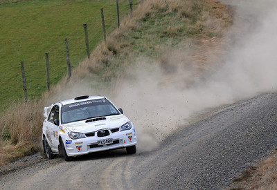 Matt Summerfield, Subaru Impreza, SS14 Table Hill.
