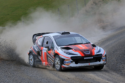 Alex Kelsey, Kelsey MC2, SS14 Table Hill.