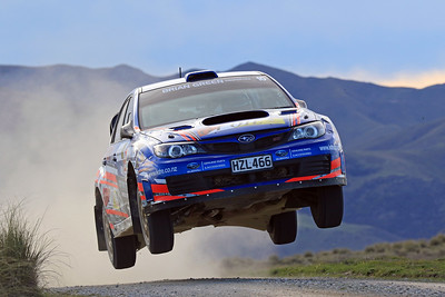 Lance Williams, Subaru Impreza, SS3 Shag Valley.