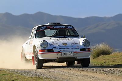 Allan Dippie, Porsche 911, SS3 Shag Valley.