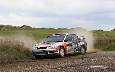 Graham Featherstone, Mitsubishi Lancer Evo 7