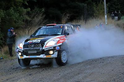 Emma Gilmour, Suzuki Swift Maxi 1600