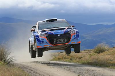 Hayden Paddon, Hyundai i20 AP4+