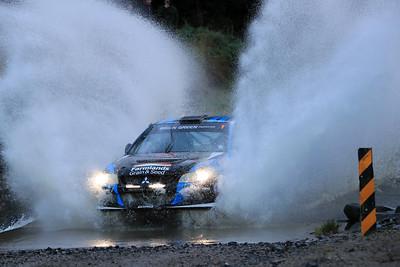 Darren Galbraith, Mitsubishi Lancer Evo 8