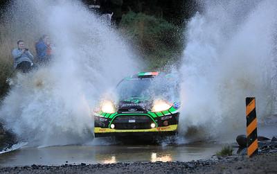 Richie Dalton, Ford Fiesta Proto