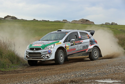 Matt Summerfield, Mitsubishi Mirage