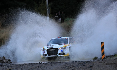 Dylan Turner, Audi AP4