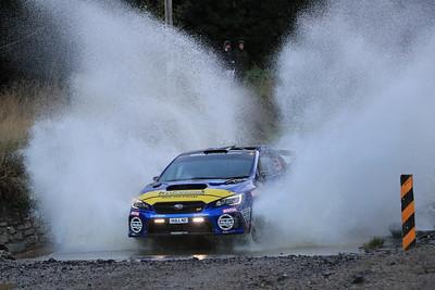 Ben Hunt, Subaru Impreza WRX