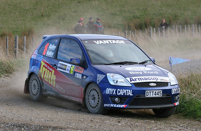 Dermott Malley, Ford Fiesta.