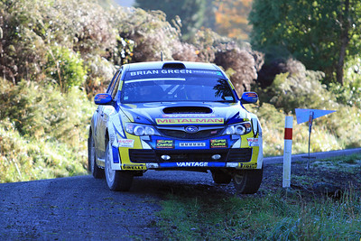 Emma Gilmour, SS10 Central Mangaone 1.