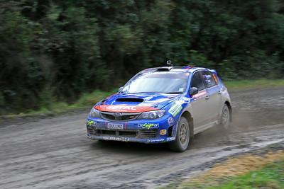 Ben Hunt, Subaru WRX, SS5 Homewood.