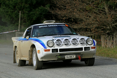 Marcus van Klink, Mazda RX7, SS5 Homewood.