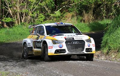 Dylan Turner, Audi S1 AP4.