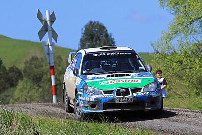Matt SUmmerfield, Subaru Impreza, SS4.