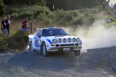 Marcus van Klink, Mazda RX7, SS6 Ruapekapeka.