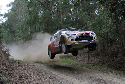 Kris Meeke, Citroen DS3 WRC, SS8 Newry.