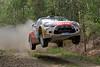 Mikko Hirvonen, Citroen DS3 WRC, SS5 Newry.