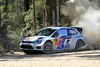 Andreas Mikkelsen, Volkswagen Polo R WRC, Shakedown.