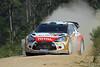 Mikko Hirvonen, Citroen DS3 WRC, SS21 Wedding Bells.