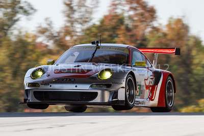 45 Flying Lizard Motorsports J?rg Bergmeister / Langenfeld, DE Patrick Long / Belleair, FL Patrick Pilet / Rocquencourt, FR eSilicon/ Osmo Nutrition Porsche 911 GT3 RSR Porsche Michelin E-85